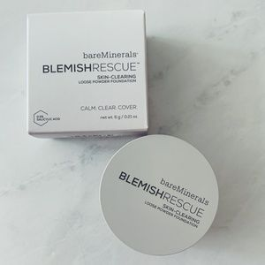 BAREMINERALS Loose Powder Foundation for Acne